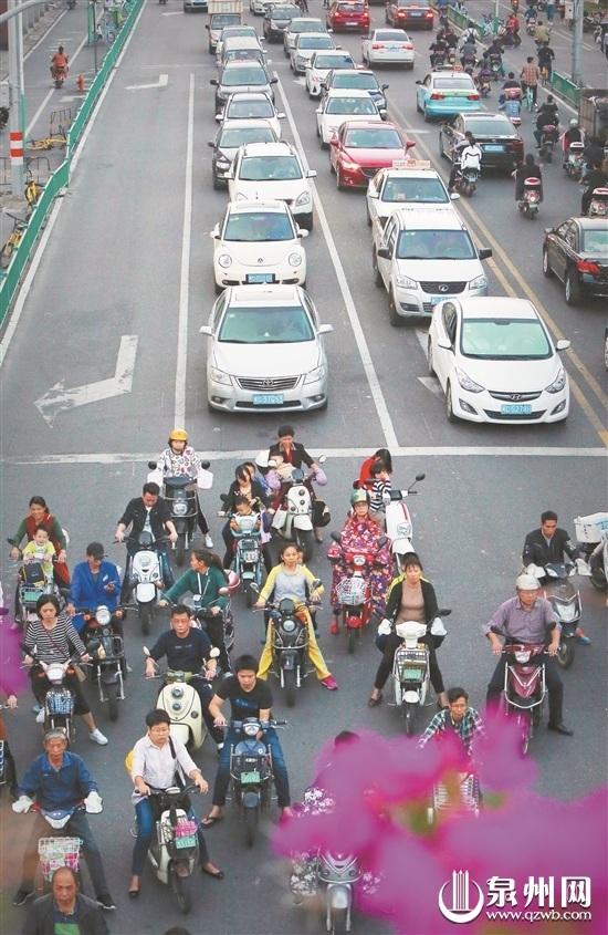 电动自行车新国标4月15日施行 泉州交警权威解读