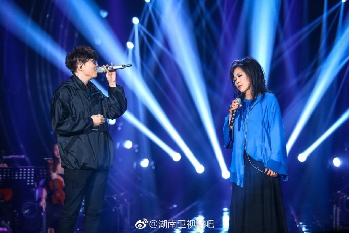 """歌手2019齐豫毛不易合唱《因为爱情》 """"神仙组合""""令人期待"""