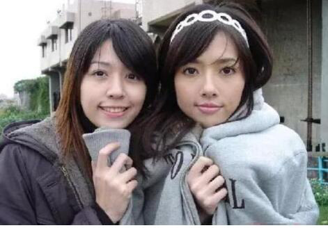 郭碧婷两个妹妹正面照曝光颜值惹争议!三个姐妹里郭碧婷气质突出