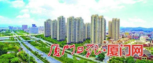 厦门翔安区:群众安全感率98.74%增幅全省第一