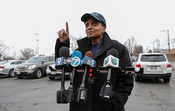 芝加哥首位女市长是谁 洛丽成为芝加哥首位非裔女性市长