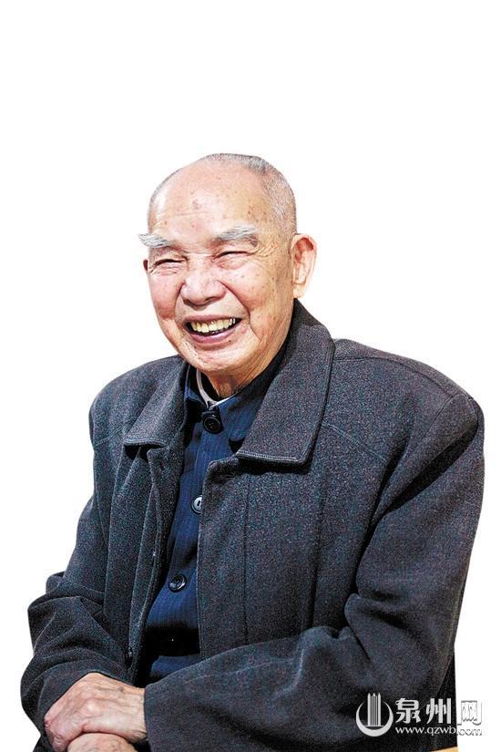晋江永和:勤俭持家 93岁老教师捐万元助学