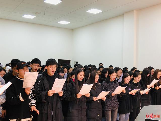 致敬!四川高校学生合唱歌曲悼念30名逆火英雄