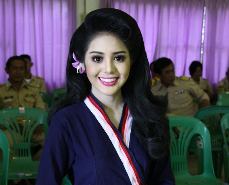 变性皇后征兵筛选通过了吗 泰国变性皇后有多美