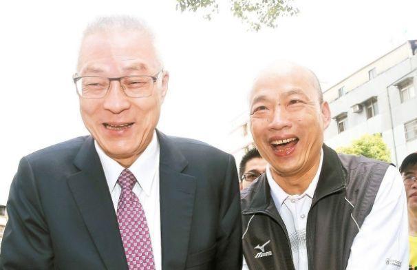 国民党中央证实:韩国瑜取消5日与吴敦义的会面
