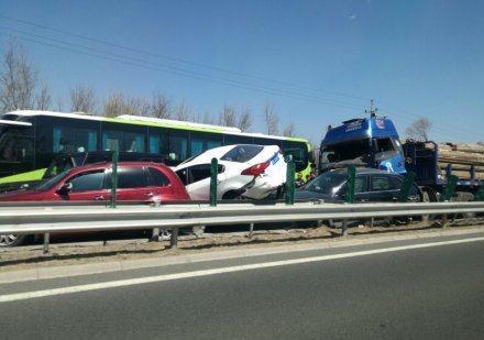 京藏高速事故7人受伤最新消息 京藏高速多车为什么会连环相撞