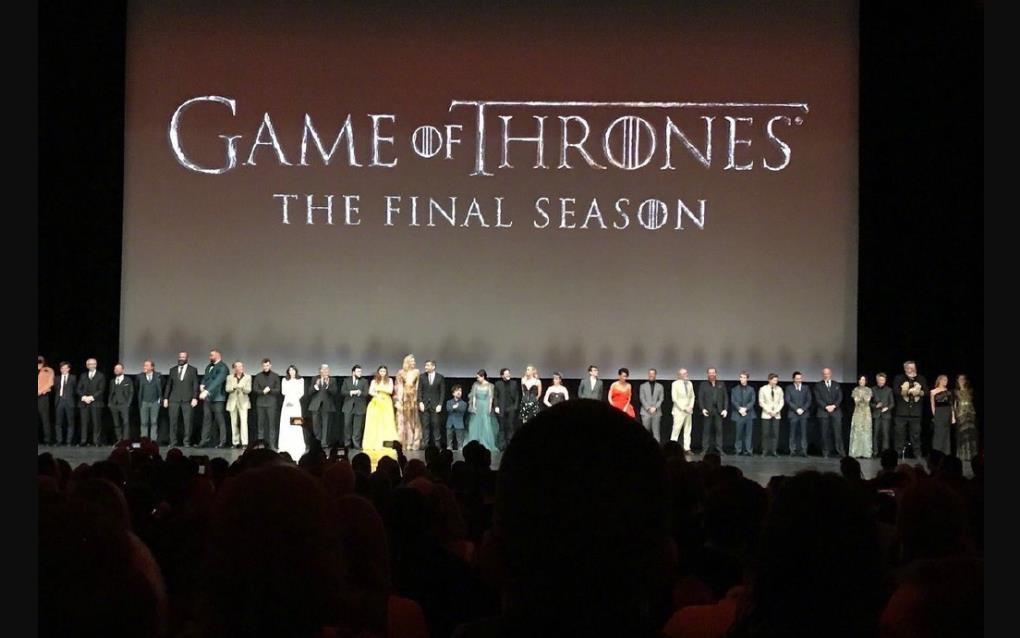 权游最终季首映礼照片曝光 权力的游戏第八季具体播出时间什么时候