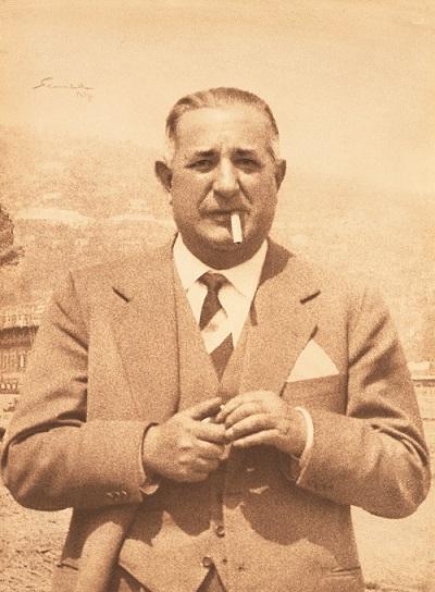 Buccellati布契拉提创始人Mario Buccellati先生