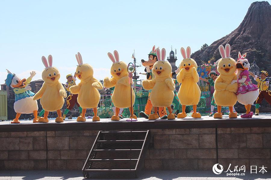 東京迪士尼推出復活節主題活動 呈現精彩春季盛典