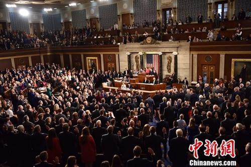 美国民主党人要求国税局提供特朗普纳税记录