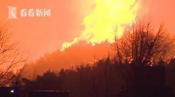 韩国发生森林大火怎么回事?韩国发生森林大火原因揭秘