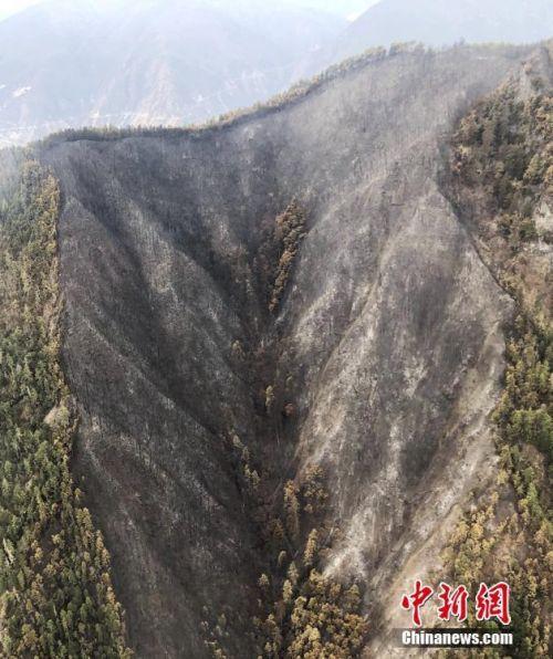 木里火灾确认为雷击火怎么回事?凉山火灾原因是什么引起的