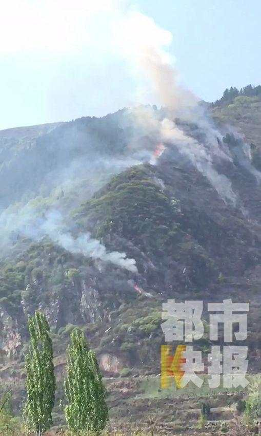 秦岭西安发生火情是怎么回事 秦岭天子峪火情严重吗
