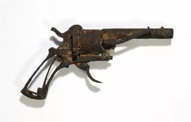 艺术史上知名武器是什么情况 梵高自尽时使用的手枪将拍卖