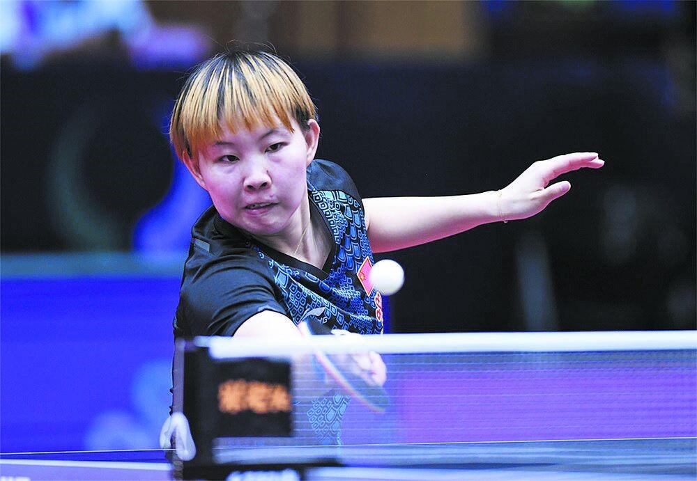 朱雨玲三连冠怎么回事 乒乓球亚洲朱雨玲实现个人女单三连冠