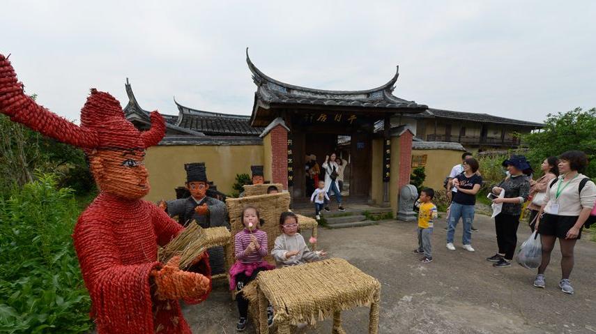 福州美丽乡村旅游季盛大启幕