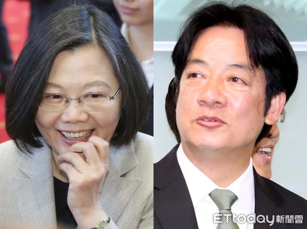 """陈水扁建议民进党:将""""蔡赖配""""和""""赖蔡配""""纳入全民调"""