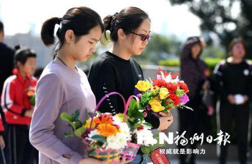 福州绿色祭扫蔚然成风