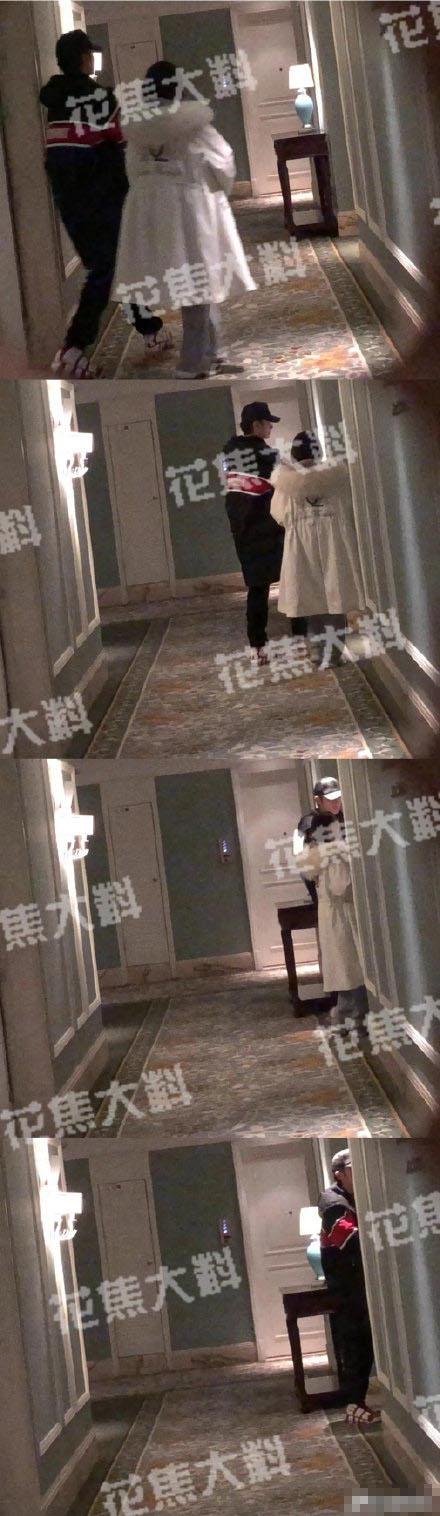 张丹峰偷腥经纪人毕滢再添实锤?张丹峰毕滢同房被拍什么情况
