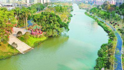 福州建成108公里城市休闲步道 让市民尽享山水美景