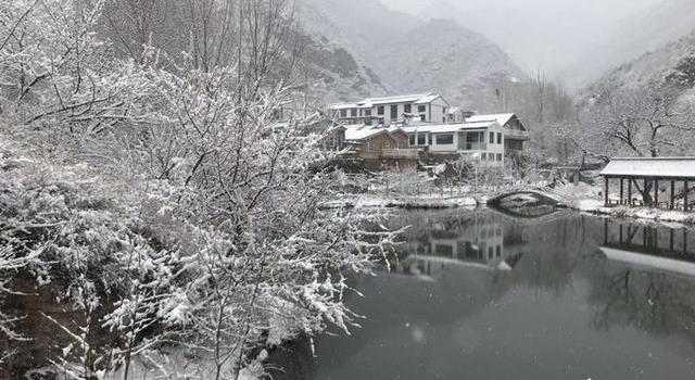 北京门头沟下雪了吗?门头沟为什么下雪一波雪景美照曝光