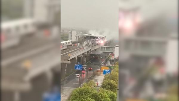 上海地鐵站遭雷擊詳細新聞介紹?上海地鐵站遭雷擊原因揭秘有人受傷嗎