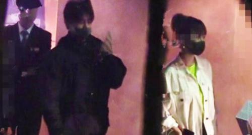 杨紫方回应与神秘男子约会怎么回事?神秘男子是谁和样子什么关系