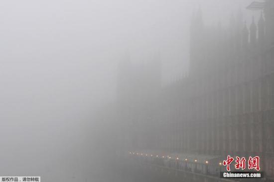451所学校周边空气质量不达标 伦敦治霾出杀手锏