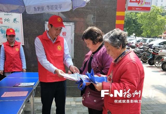 清明节期间台江加强宣传教育 移风易俗深入人心