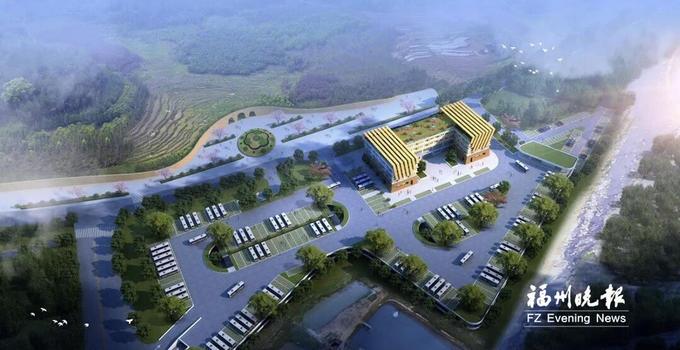 闽清东桥镇游客集散中心正式动工 计划明年投用
