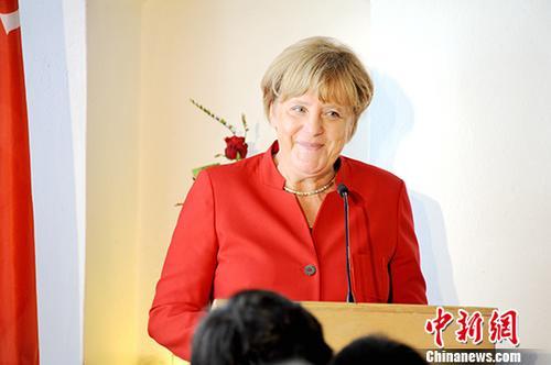 德国基民盟拿下关键州选举 默克尔连任选情看涨