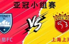 悉尼FC3:3上海上港 悉尼FCVS上海上港比赛精彩回顾