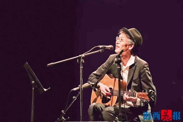 日剧《深夜食堂》主题曲演唱者 铃木常吉来厦献唱