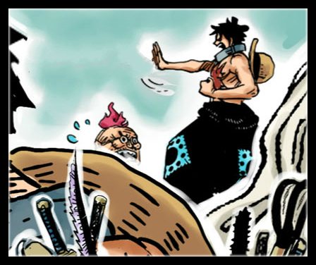 海贼王漫画939话最新情报:传次郎出现 雷藏意外获得二代鬼彻