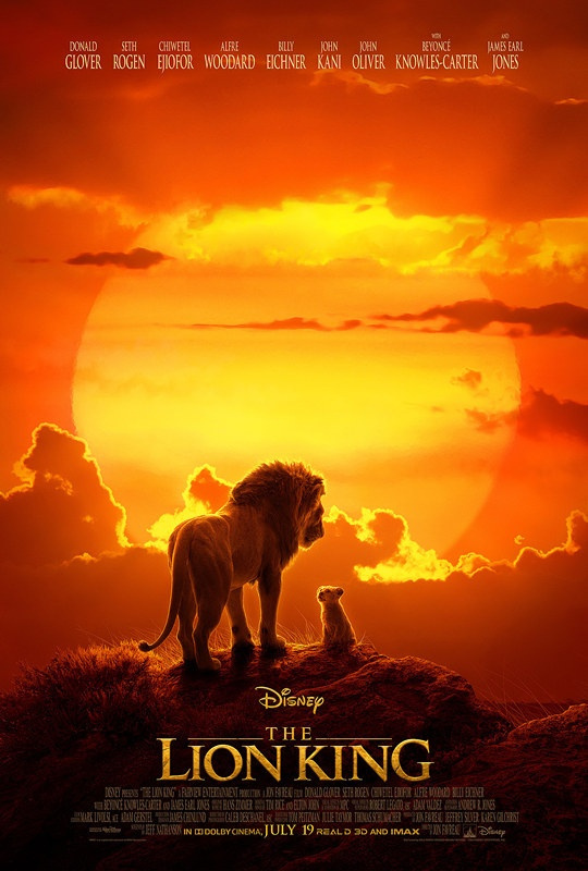 《狮子王》真人版预告 彭彭和丁满欢乐登场
