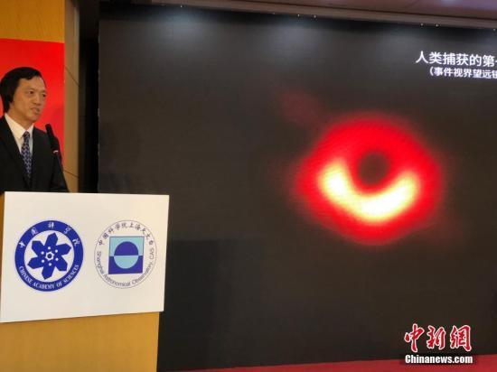 【中国科学家为人类首张黑洞照片问世】中国科学家为人类首张黑洞照片问世做出积极贡献