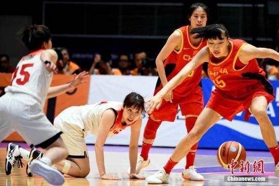 韩旭参加WNBA选秀具体什么情况? 韩旭是谁个人资料厉害么?