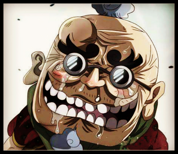 海贼王939话鼠绘汉化:豹大叔竟然会高阶武装色霸气 哪里学的