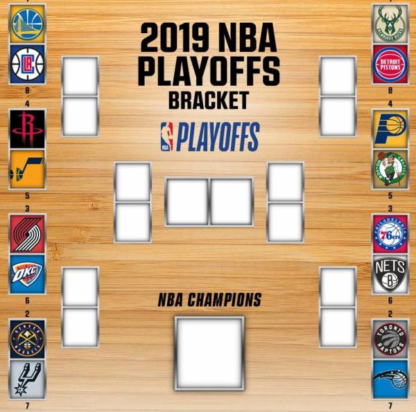 NBA季后赛首轮完整版赛程表 NBA季后赛首轮晋级形势分析