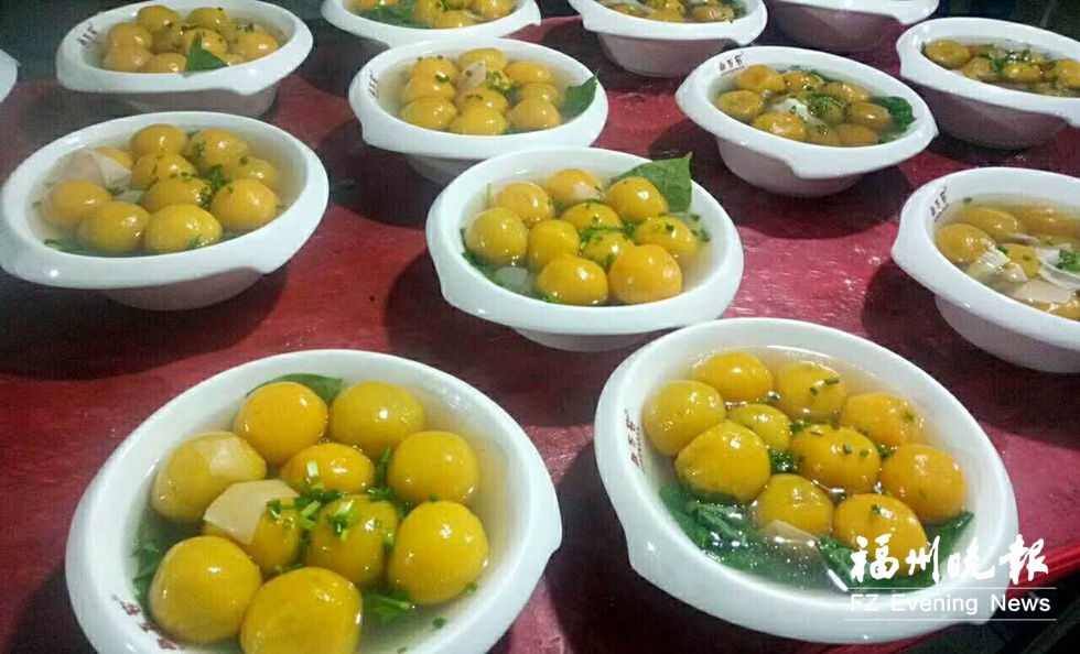 """番薯""""火了"""" 多种番薯制品参选福州传统小吃"""