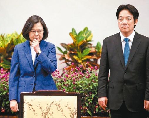 民进党初选延长被批假民主 台学者:蔡赖交恶更难合作
