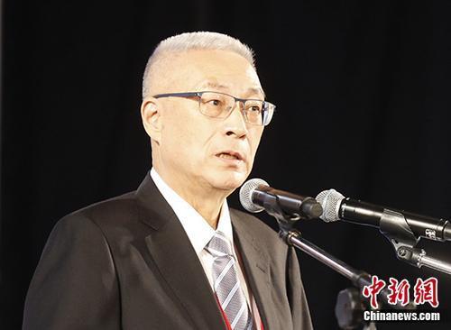 吴敦义不选2020 民代盼尽快定是否征召韩国瑜