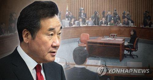 资料图:李洛渊。来源:韩联社