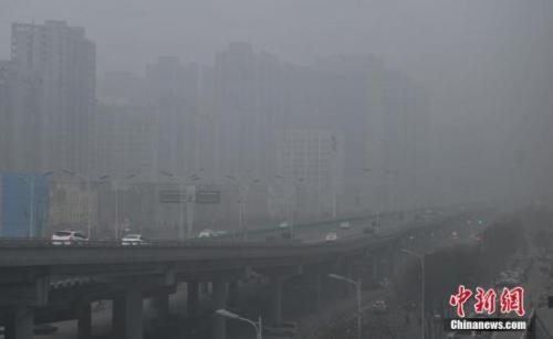 今年前3月空氣質量相對較差20城公布 臨汾市墊底