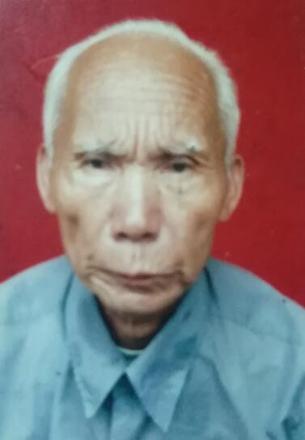 莆田城厢常太一85岁老汉离家未归 身穿棕色外套