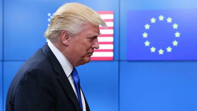 特朗普对欧盟征税