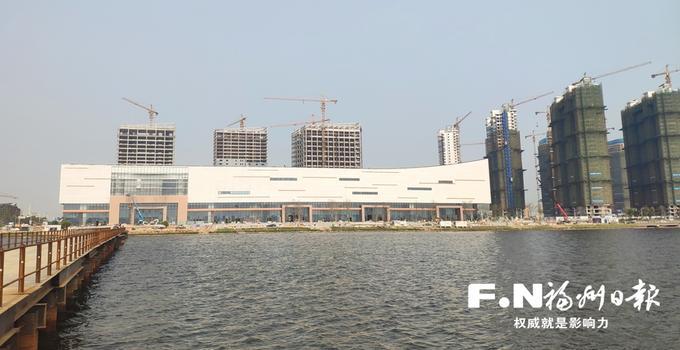 福州数字中国会展中心本月交付使用