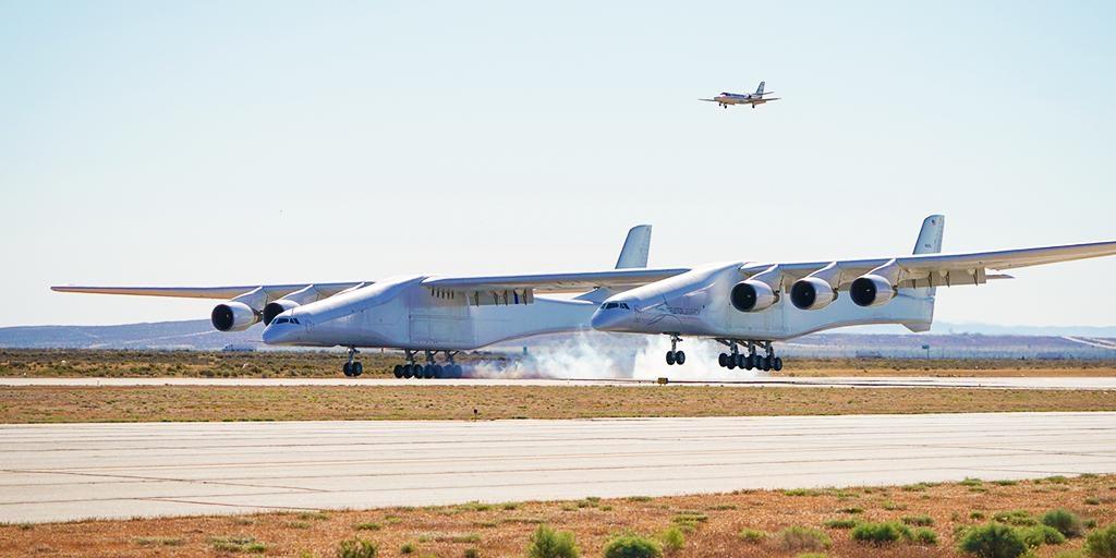 最大飞机完成首飞 最大飞机图片曝光 最大飞机哪个国家生产的