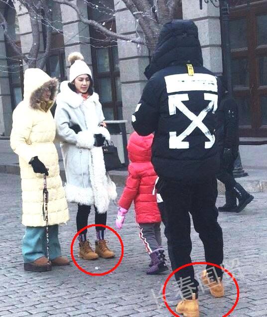 洪欣曾原谅张丹峰具体什么情况 两人穿情侣鞋结伴出游看似和睦