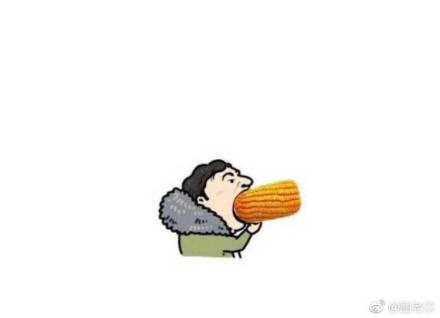 王思聪吃玉米头像什么梗出自哪里 王思聪吃玉米头像高清图片